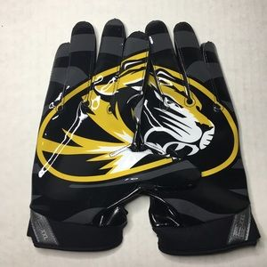 Missouri Tigers Nike Vapor Jet 4.0 Receiver Gloves